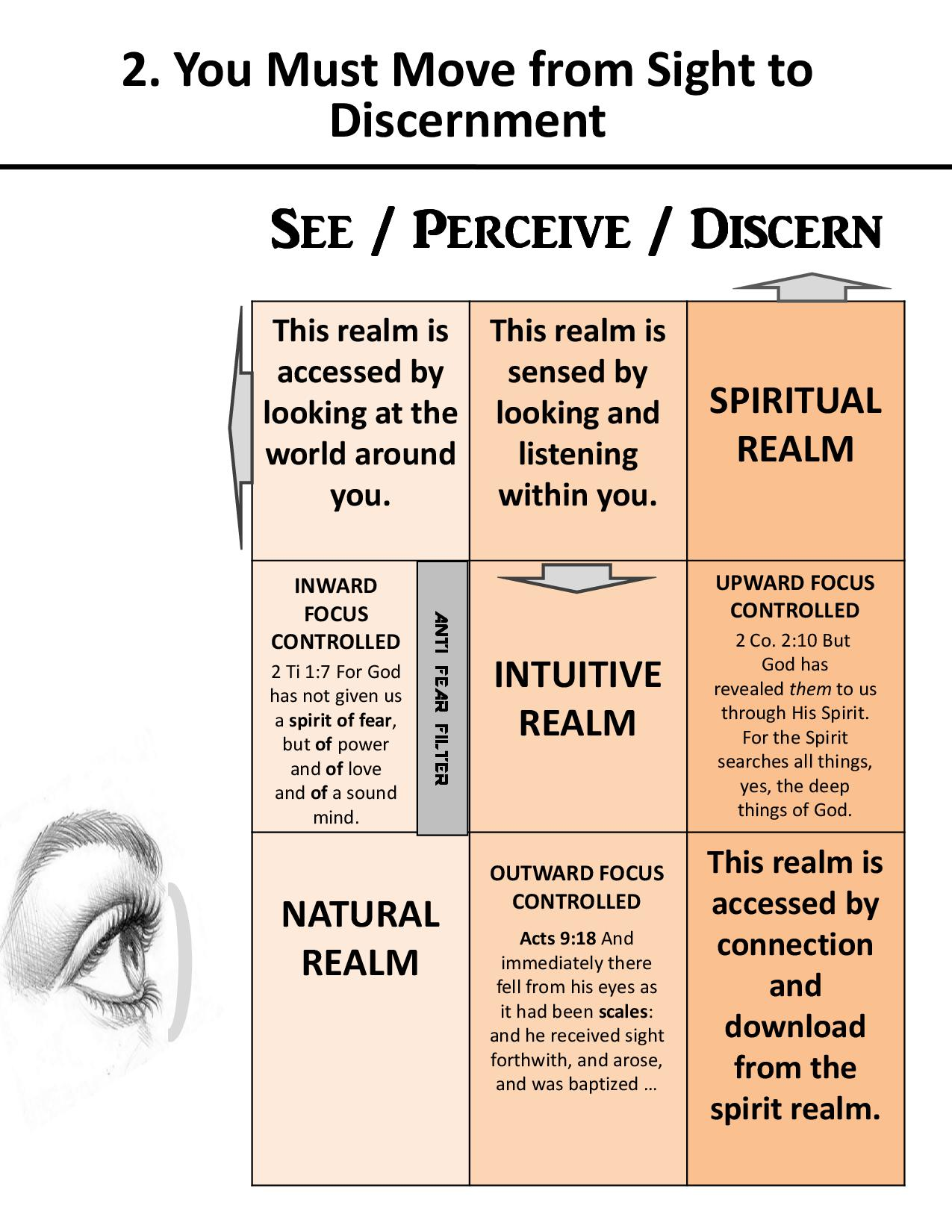 Sight to Discernment